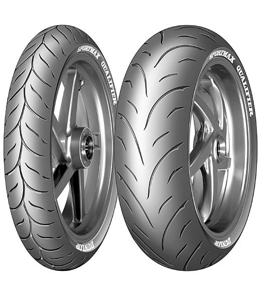 Dunlop 120/60 R17 QUALIFIER 55H SPMAX QUALIFIER