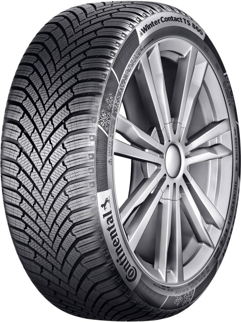 Continental WINTER CONTACT TS 860 195/50 R15 82T TL M+S 3PMSF