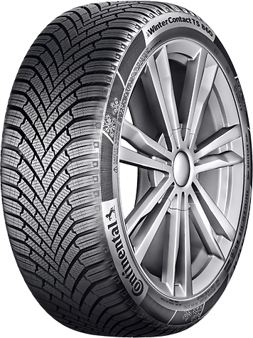 Continental WINTER CONTACT TS 860 185/60 R15 88T TL XL M+S 3PMSF
