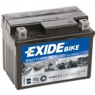 Exide Bike Factory Sealed 12V, 3Ah, AGM12-4