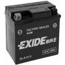 Exide Bike Factory Sealed 12V, 4Ah, AGM12-5