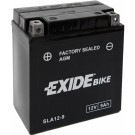 Exide Bike Factory Sealed 12V, 9Ah, AGM12-9