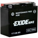 Exide Bike Maintenance Free 12V, 10Ah, YT12B-BS