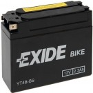 Exide Bike Maintenance Free 12V, 2,3Ah, YT4B-BS