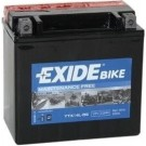 Exide Bike Maintenance Free 12V, 12Ah, YTX14L-BS