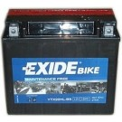 Exide Bike Maintenance Free 12V, 18Ah, YTX20HL-BS