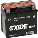 Exide Bike Maintenance Free 12V, 4Ah, YTX5L-BS