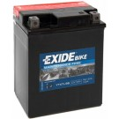 Exide Bike Maintenance Free 12V, 6Ah, YTX7L-BS