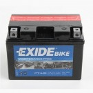 Exide Bike Maintenance Free 12V, 11,2Ah, YTZ14-BS